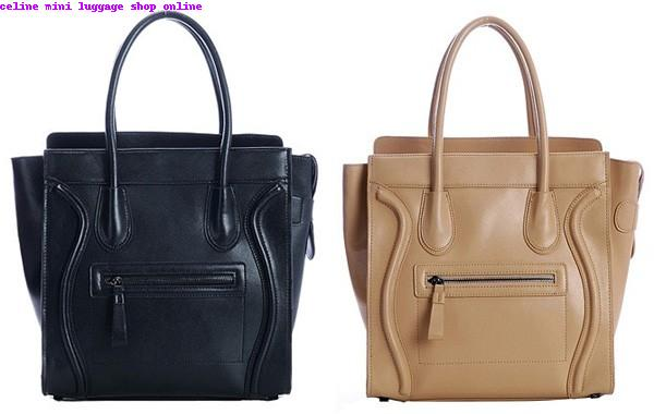 5bd05e7c810e 2014 TOP 5 Celine Mini Luggage Shop Online